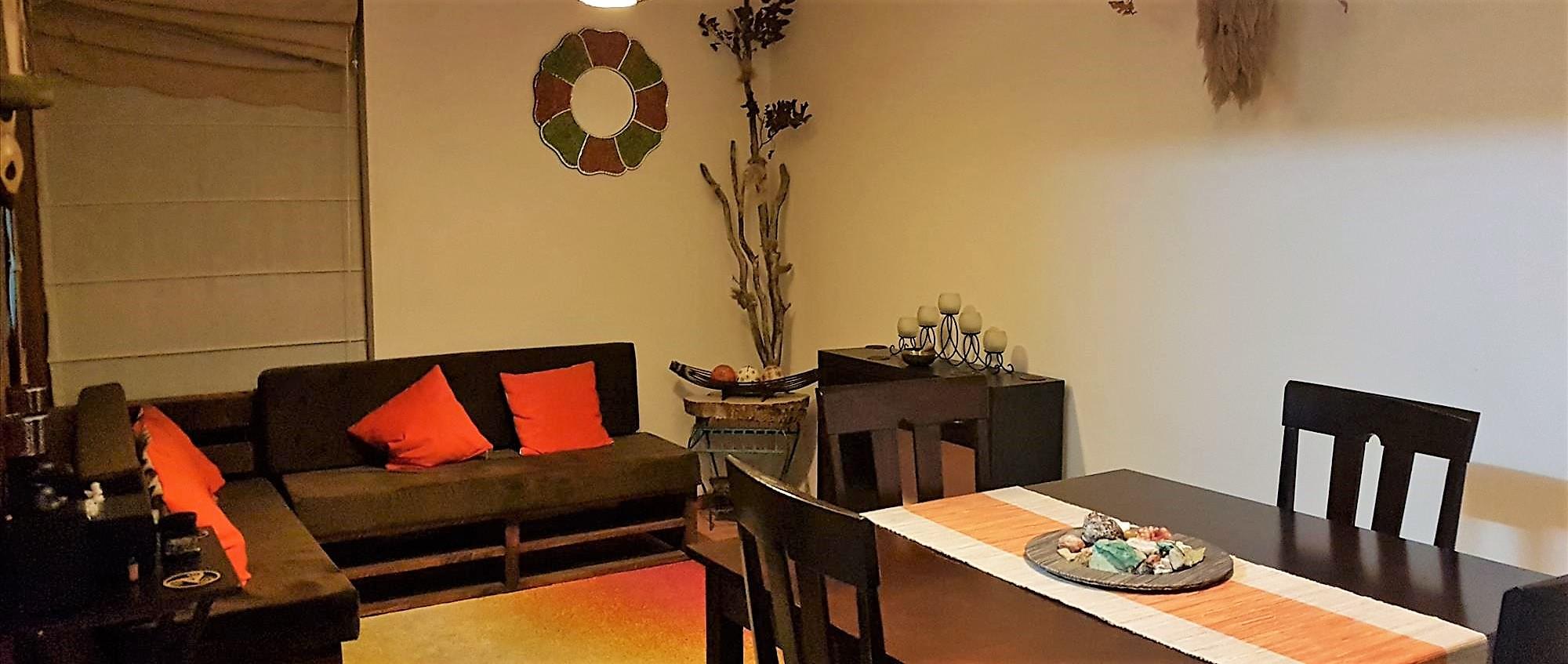Amplio departamento de 3 dormitorios Av. Las Margaritas Huertos Familiares