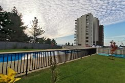Vende departamento vista a la Laguna en Cumbres Andalué, San Pedro de la Paz